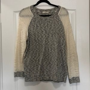 Le Lis Gray Sweater